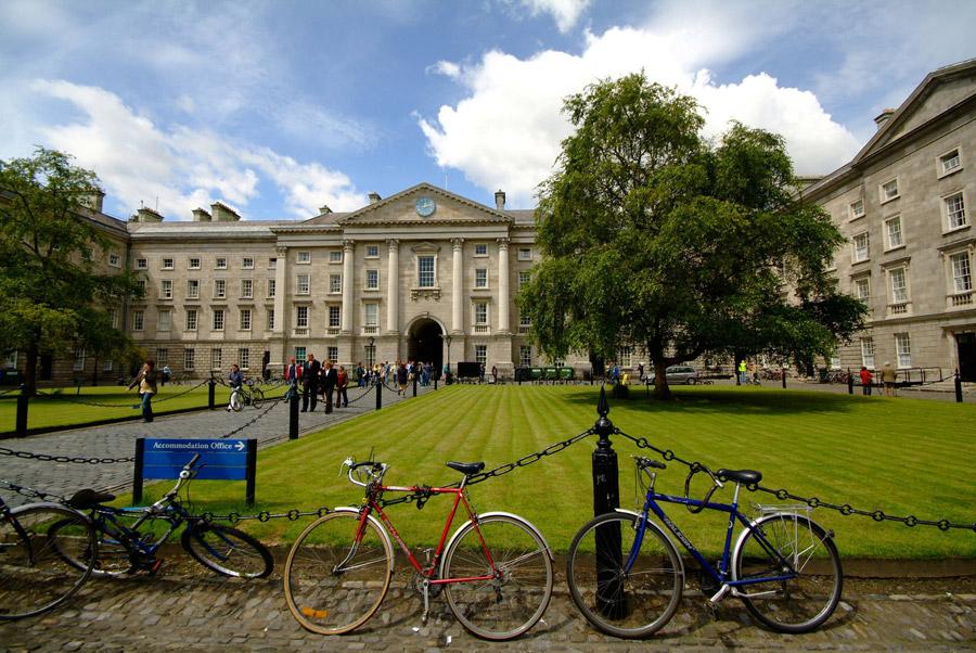 Campus del Trinity College