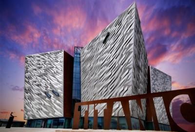 El Titanic resucita en Belfast
