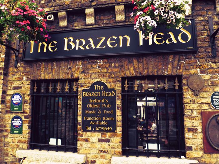 The Brazen Head, el bar más antiguo de Dublín
