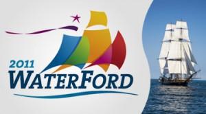 Waterford es famosa por la carrera anual de grandes veleros