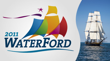 Tall Ships Race en Waterford