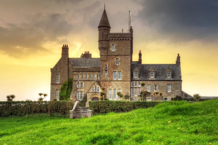 Castillo de Classiebawn en Mullaghmore